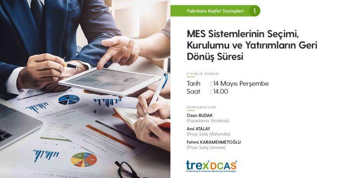 MES Sistemlerinin Seçimi, Kurulumu ve Yatırımların Geri Dönüş Süresi (ROI)
